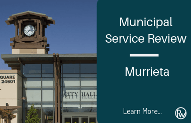 Murrieta Service Area Review