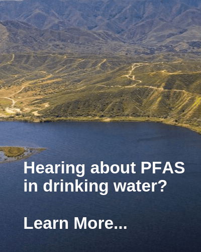 image of Vail Lake with link to PFAS info