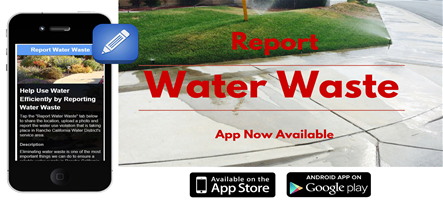 Report Water Waste App