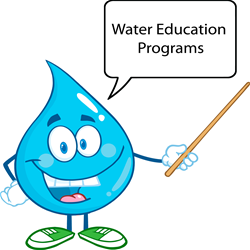 Water Education Drippy